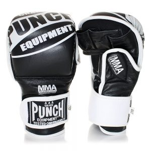 Punch Mma Sparring Gloves Shooto