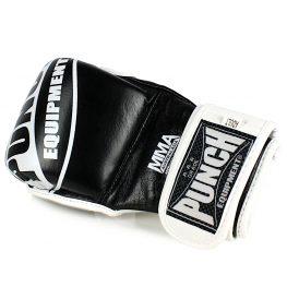 Shooto MMA Gloves – Black and White