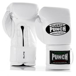 White Mexican Punch Glove