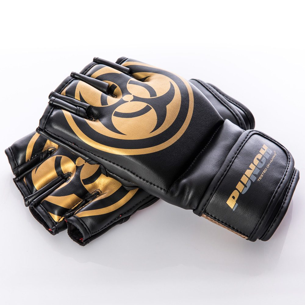 MMA Black Glove by Punch