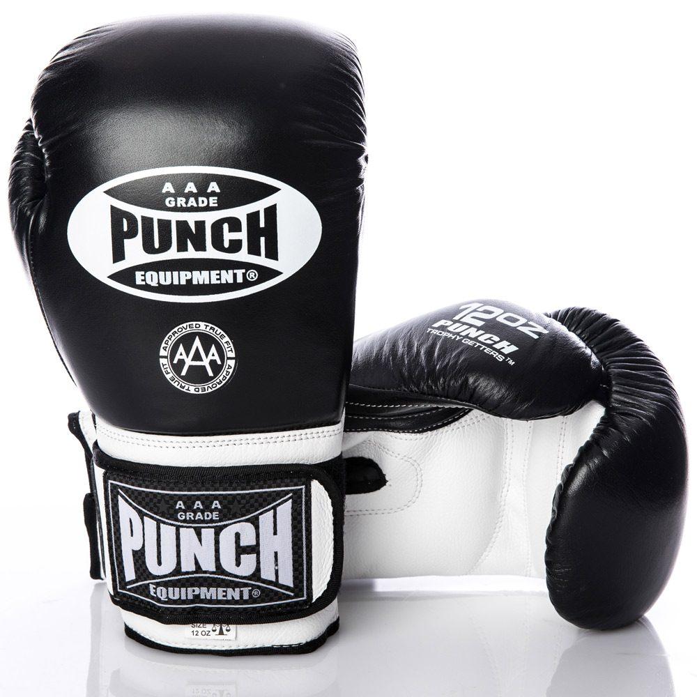 Punch Black Trophy Getters in 12 oz