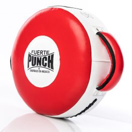 punch-red-round-shield