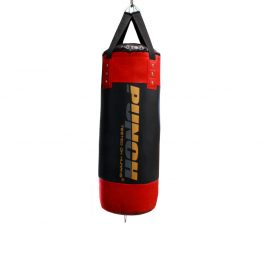 Red 3ft Urban Boxing Bag