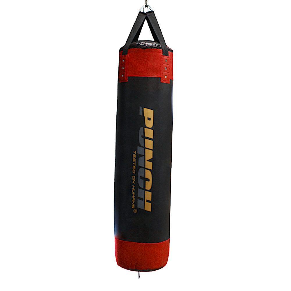Red 5ft Urban Boxing Bag