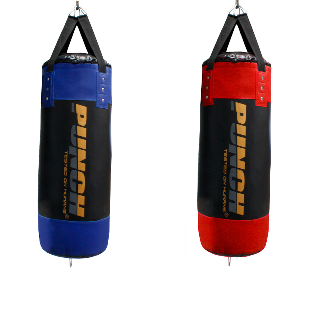 Red Blue 3ft Urban Boxing Bag