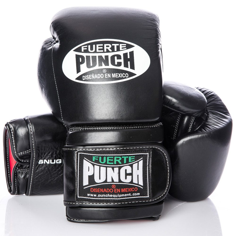 Mexican Boxing Glove Black Snug