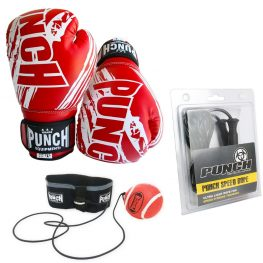 Christmas Pack – Kids Boxing Set (Ages 6-12)