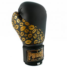 matte-black-gold-lips-bling-boxing-gloves-1