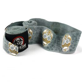 Womens Skull Boxing Wraps 1