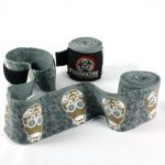 Womens Skull Boxing Wraps 2