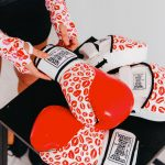 Punch Womens Boxing Range Red
