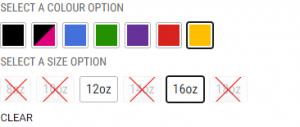 Variation Selector 1