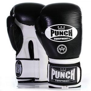 Punch Gloves Black