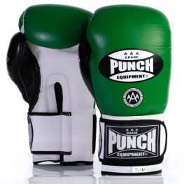 Punch Gloves Green