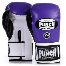 Punch Gloves Purple