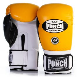 Punch Gloves Yellow