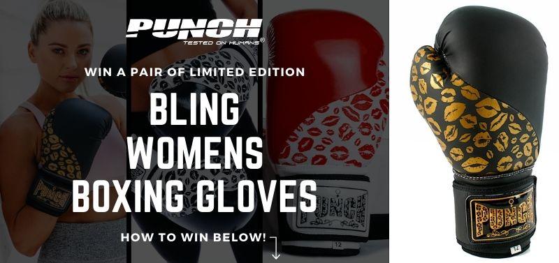Bling Gloves Giveaway