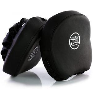 Matte black Fuerte Elite Micro Focus Pads