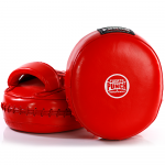 Front profile of the Fuerte Air Boxing Focus Pads