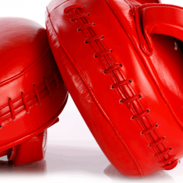Fuerte Ultra Air Boxing Focus Pads – Stitching