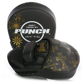 womens focus pads black gold cross 3 2021