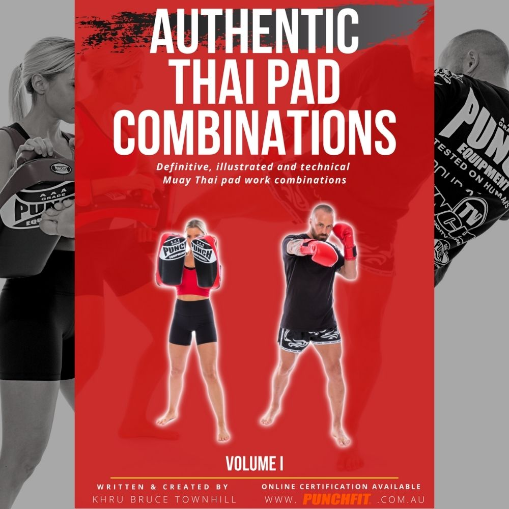 Front cover of Thai Pad combinations Ebook