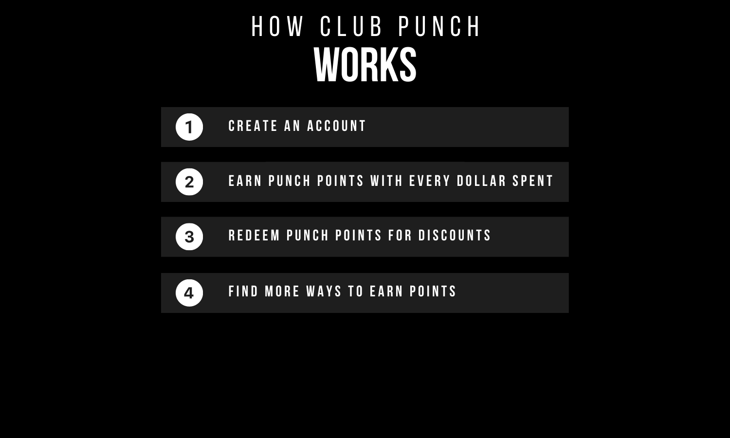 How Club Punch Works