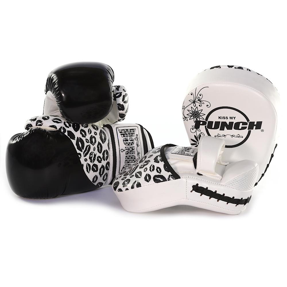 Women's Black Lip Art Boxing Pack