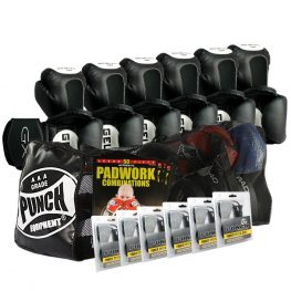 Hybrid Power Trainer Boxing Pack