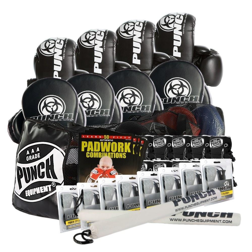 Full range of Urban Power Boxing Pack